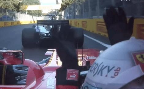 2018 Azerbaijan Grand Prix