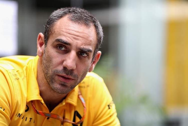 Renault boss annoyed & explains why