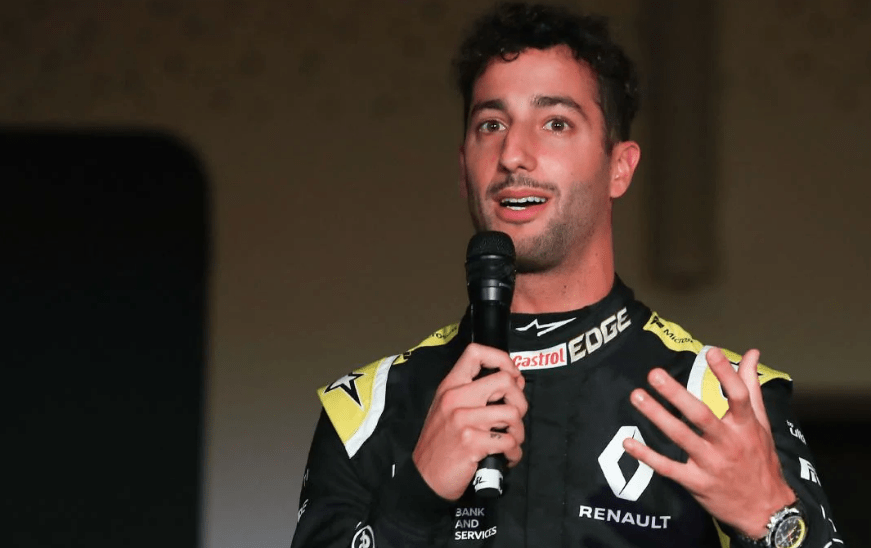 Ricciardo: Renault exit, Mclaren pushing & the Ferrari talks