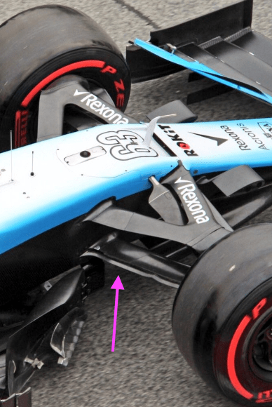 FIA stamps down on Williams for illegal car - thejudge13