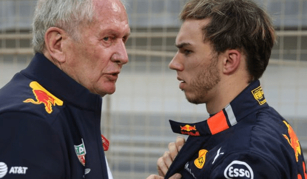 Di Resta: Gasly has angered Red Bull management