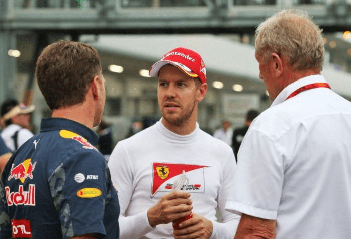"Red Bull drive 2022: ""Vettel didn't take our advice…"""