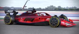 F1 2021 formula one car 11