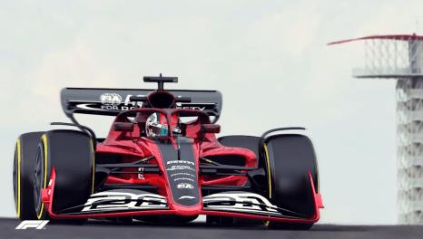F1 2021 formula one car 2