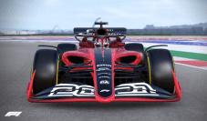 F1 2021 formula one car 8