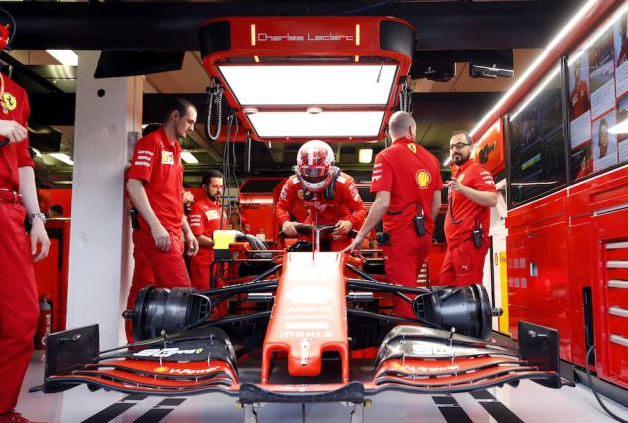 Leclerc's observations for Ferrari in 2021 revealed to the German press