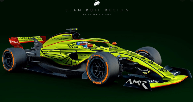 Racing Point Becomes Aston Martin New Livery No More Pink 2 Thejudge13thejudge13