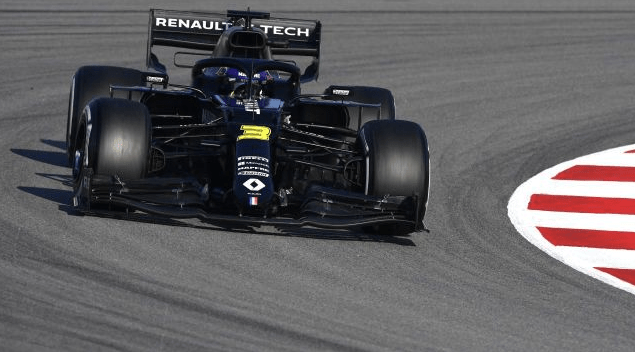 Renault admission this season is already a write off