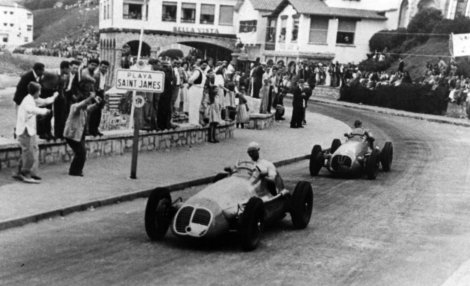 Fangio and Ascari