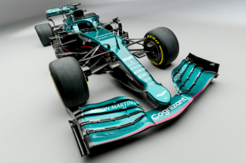 New 'cutting edge' partner for Aston Martin F1