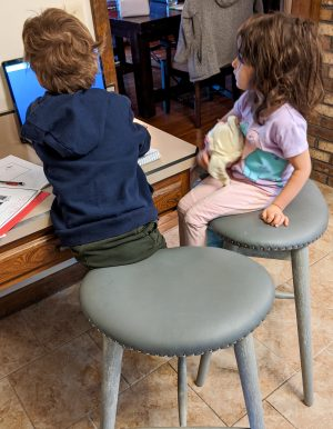Parenting and working during COVID