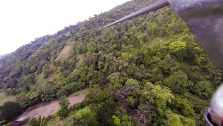Over 300 feet off the ground