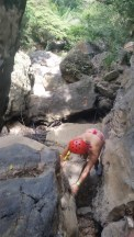 Canyoning in San Gil