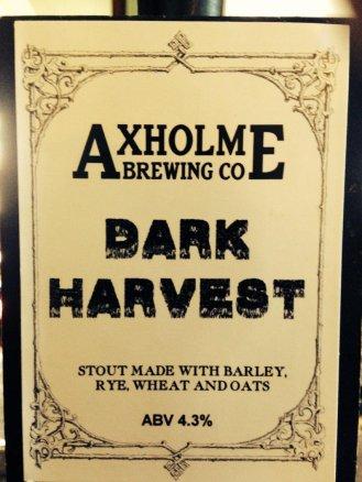 Acholme Dark Harvest