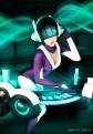 DJ Sona_JinxKittieCosplay