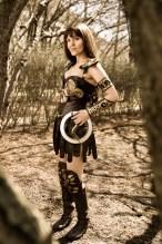04 Barbie Wi - Xena cosplay FB-IG