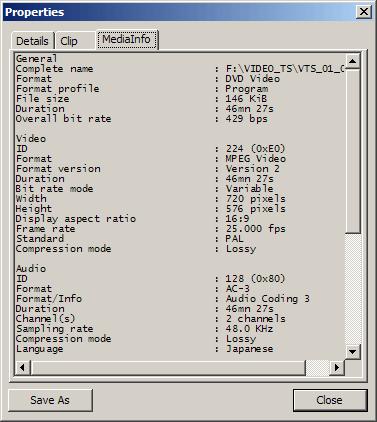DVD Styler v2.2 & v2.2 rc 2 Bug No. 09