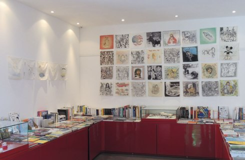 Paños Exhibit in France, curated by Reno Leplat-Torti