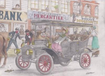 1905 Rambler by D. Ashton