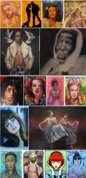 Portrait Gallery Excerpt