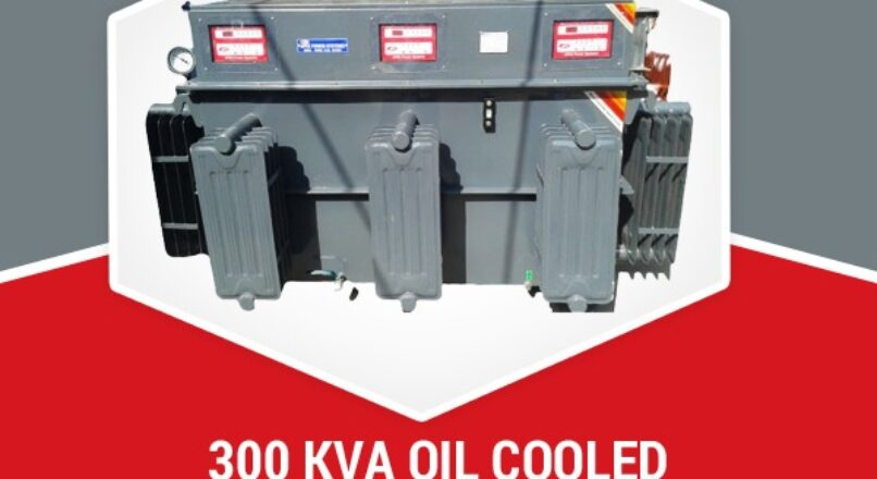 Oil Cooled Three Phase Servo Stabilizer