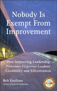 Nobody Is Exempt From Improvement