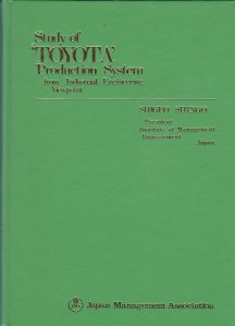 Study of 'Toyota' Production System