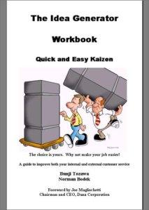 The Idea Generator Workbook