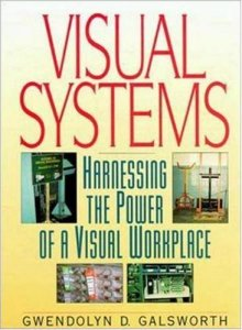 5S book, visual control book, visual management book