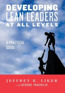 Lean Leadership books