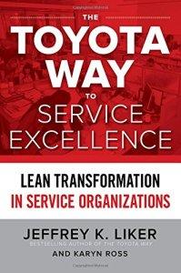 toyota way, service ecellence, karyn ross