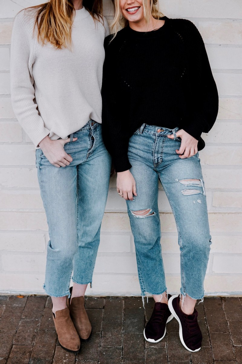 Back to Basics: Casual Outfits that won't break the bank!