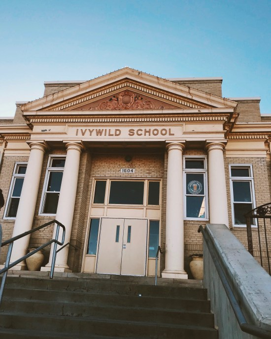 Ivywild School and Brewery Bakery Colorado