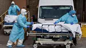Coronavirus Death US