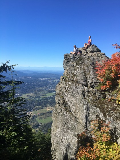 Mount Si Summit, North Bend, Washington (Allie Smith)