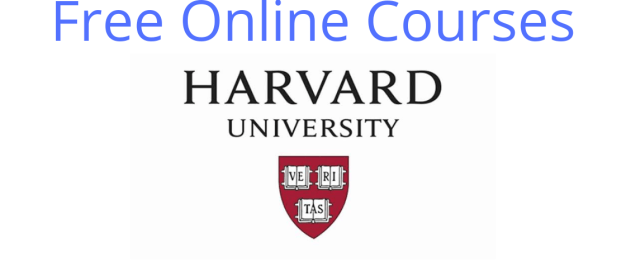 Free Online Courses by Harvard University
