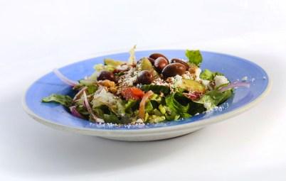 Greek salad, soups and salads, appetizers, Greek restaurant in Niagara Falls, Mediterranean restaurant in Niagara Falls, vegetarian restaurants in Niagara
