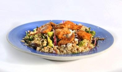 dinner entrees, chicken, rice, feta, Greek restaurant in Niagara Falls, Mediterranean restaurant in Niagara Falls