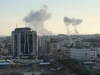 43 Palestinian killed in Israel's Air Strikes on Gaza Strip