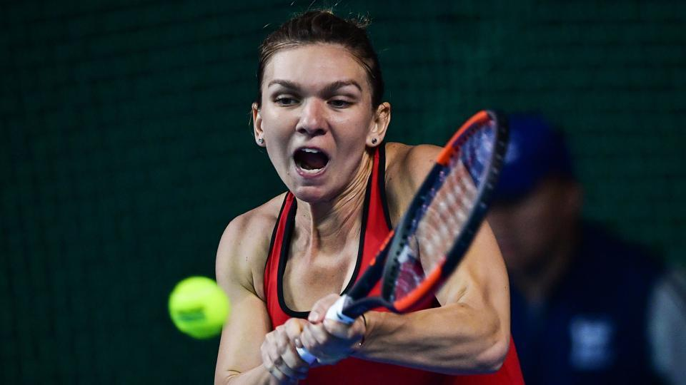Halep to miss Romania's Fed Cup