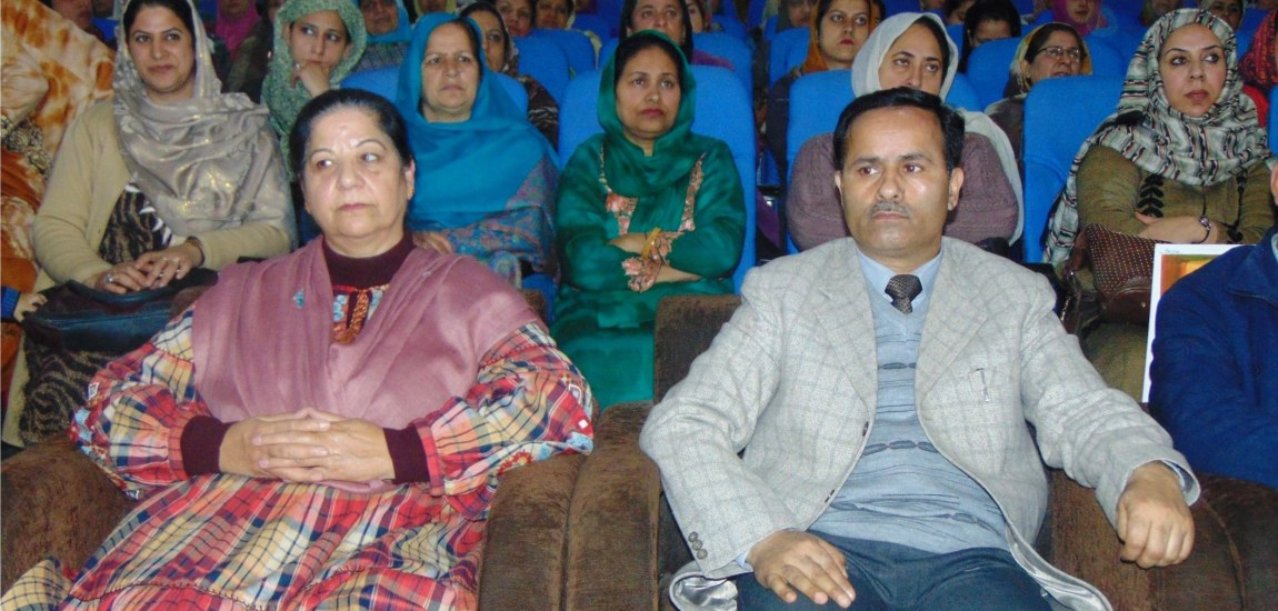 Women's Commission to safeguard girl students: Nayeema Mehjoor