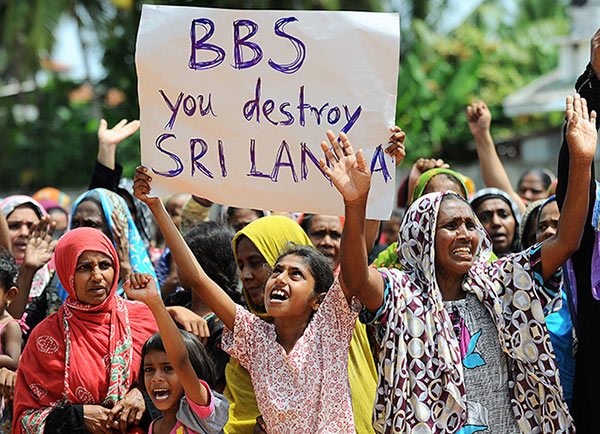 Anti-Muslim Riots in Sri Lanka