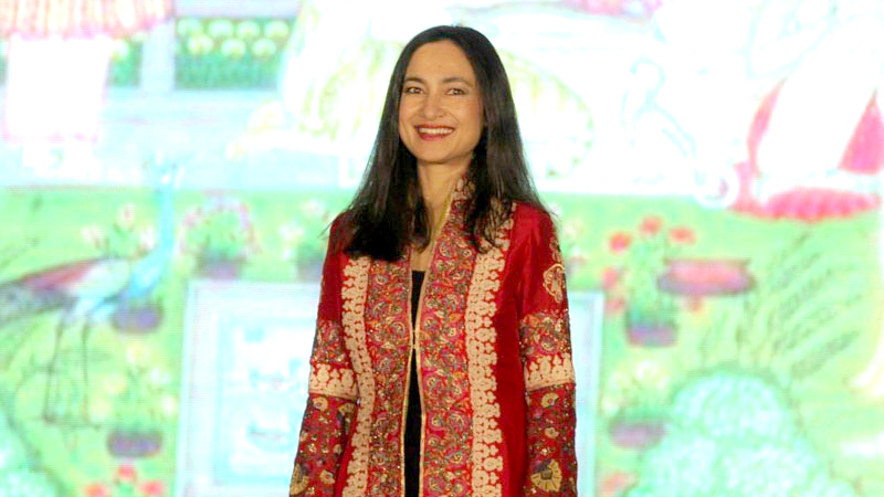 Creativity has no national, racial or religious boundaries: Shahzia Sikander