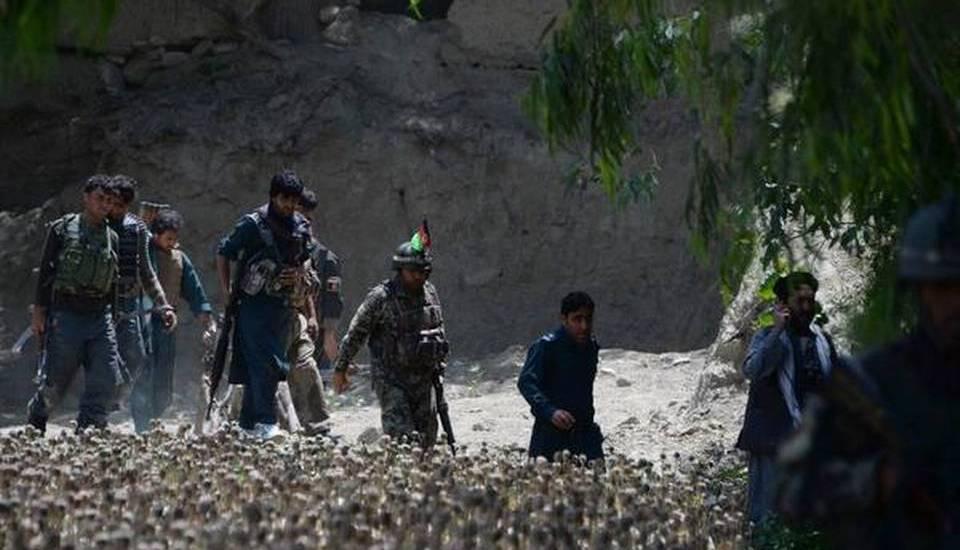 Taliban kill 13 Afghan policemen