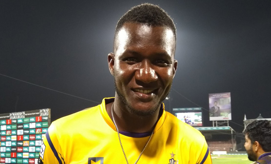 Sammy says he faced racism while playing in IPL