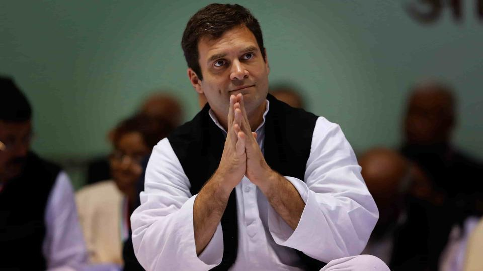 Rahul Gandhi tenders unconditional apology for attributing 'chowkidar chor hai' remarks to SC