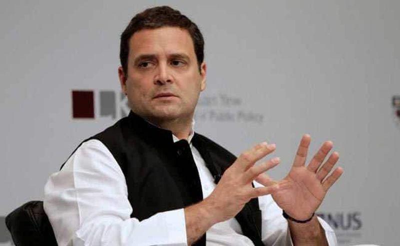 SC dismisses plea seeking direction to debar Rahul Gandhi from contesting LS polls