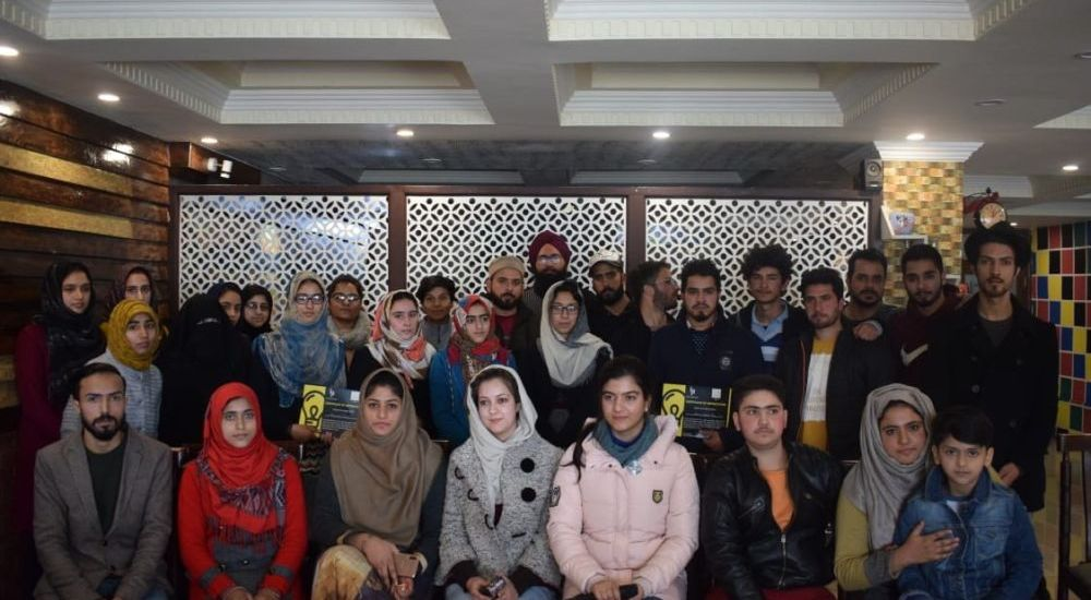 "'Save' organizes ""Speak Out"" event in Srinagar"