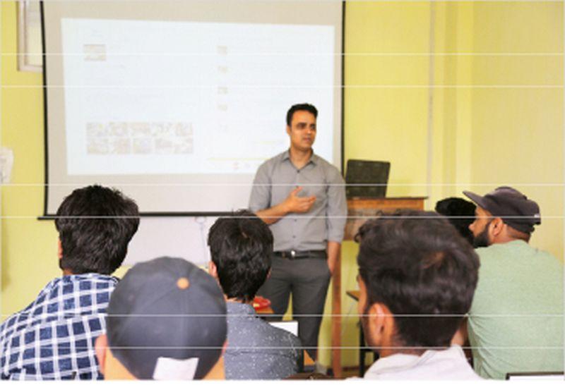 'Fake News Detection' Workshop held at KU's MERC