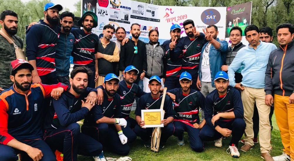 Nasir Parray's Knock help Barkat Brothers beat Chanpora